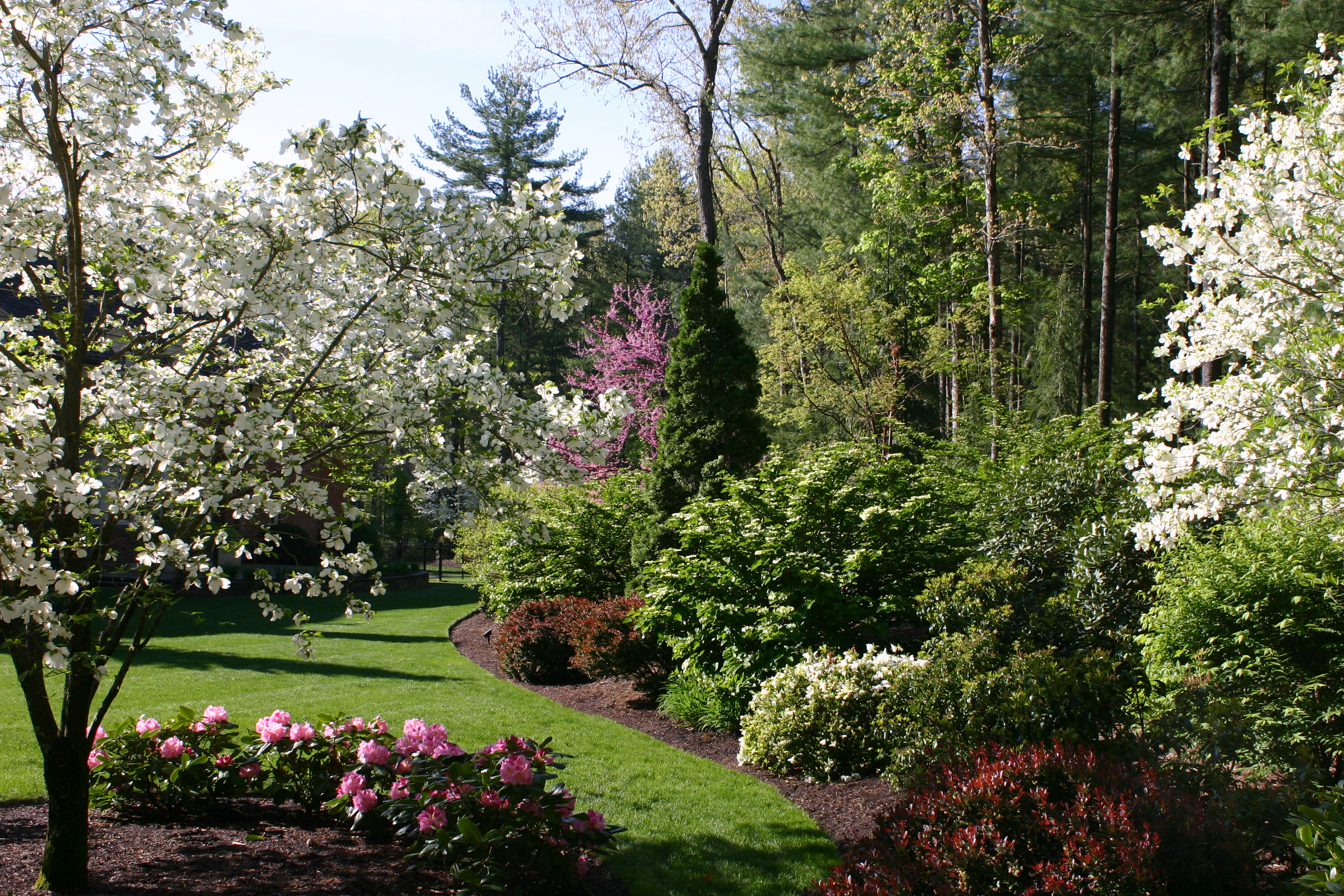 Essex madison ct landscape design landscape designers for Garden design landscaping company
